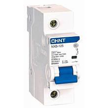 Автоматический выключатель NXB-125 1P C 100A 10kA