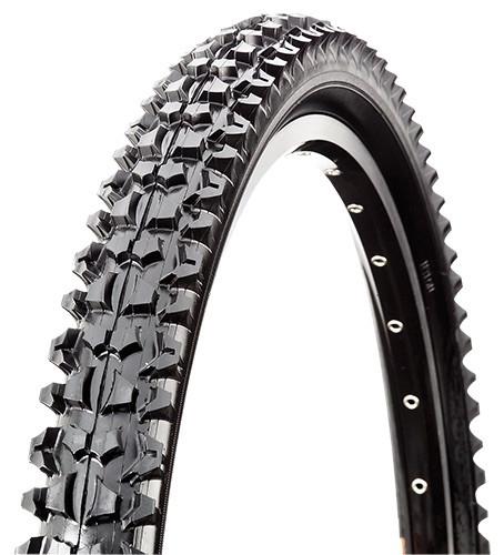 "Покрышка для велосипеда 16х2,0"" CST C1020N MTB чорний"