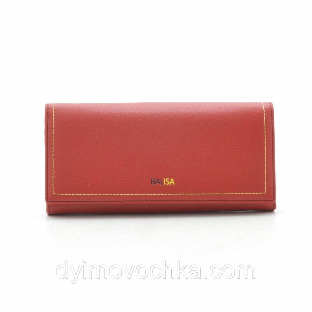 Кошелек Balisa C88200-120 red, кожзам
