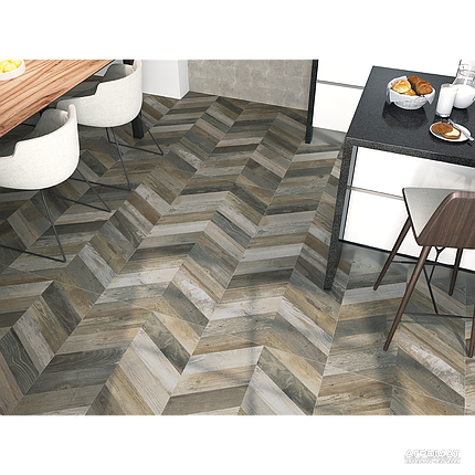 Керамогранит APE Ceramica Dock CHEVRON NATURAL RECT, фото 2