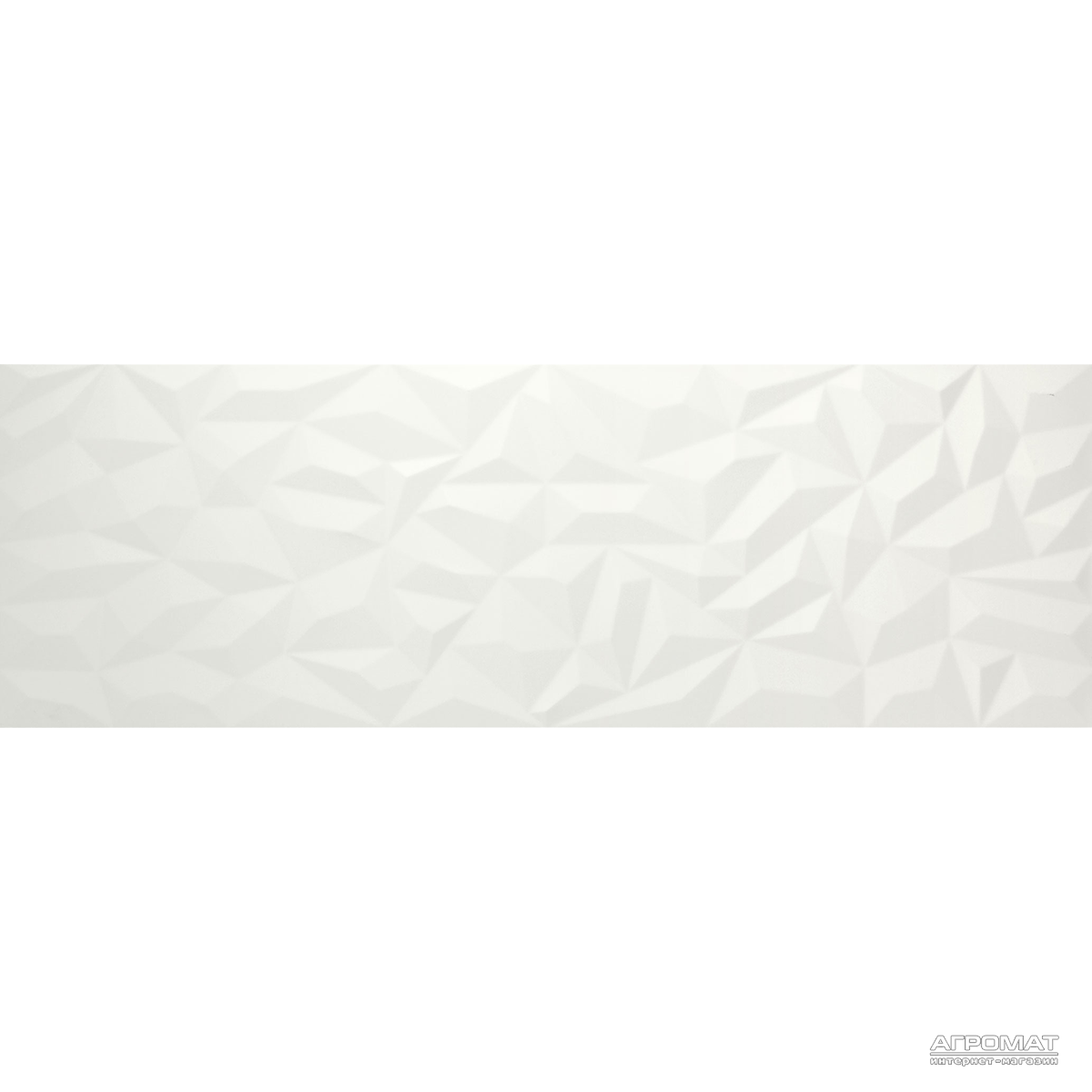 Плитка облицовочная APE Ceramica Silk OLE WHITE RECT