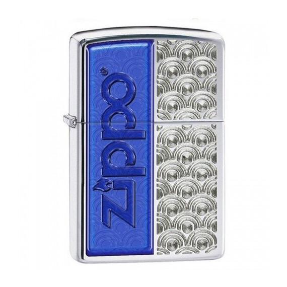 Зажигалка Zippo Scallops with Zippo, 28658