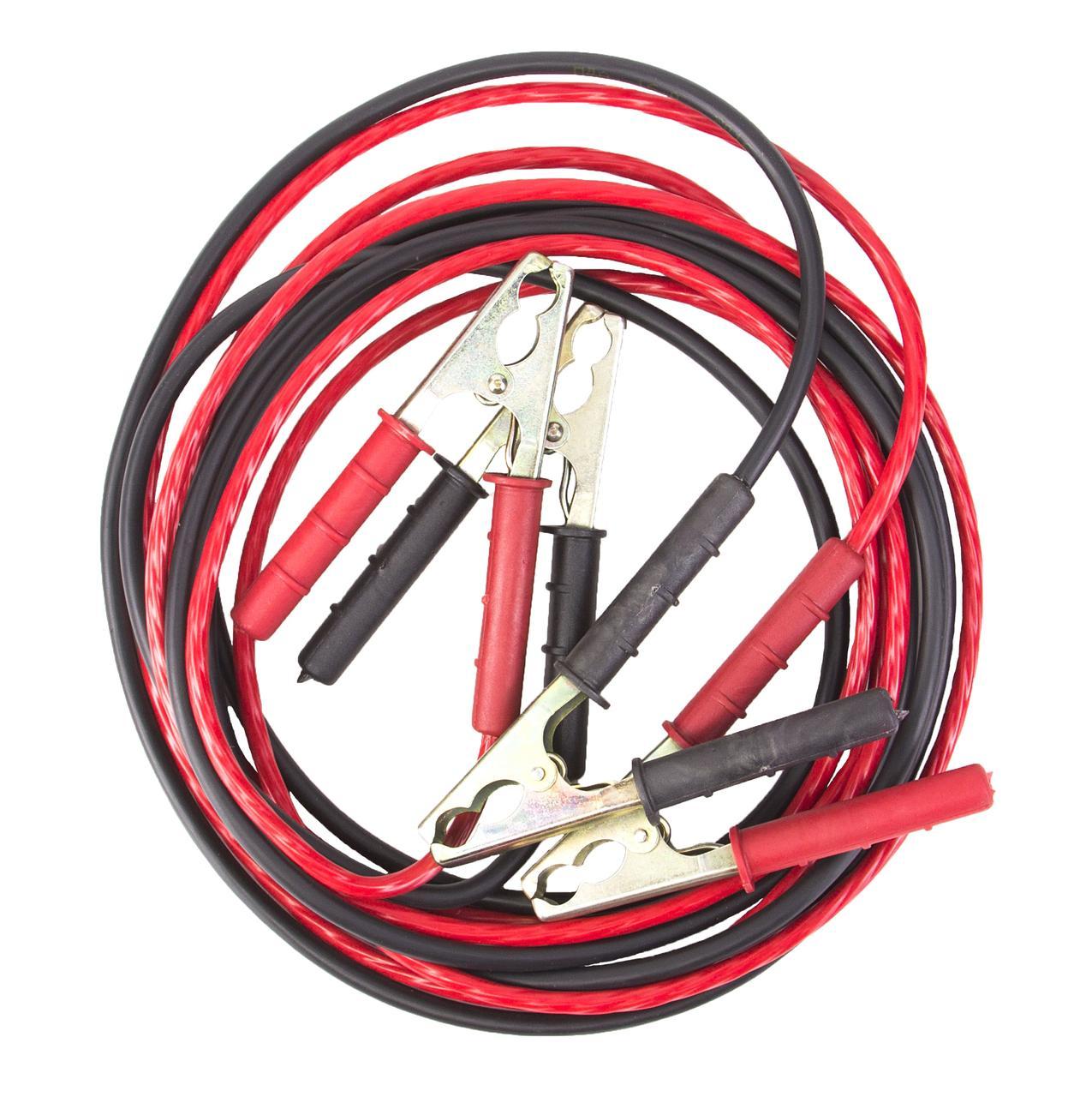 Провода внешнего пуска Альфа 5м (600А)