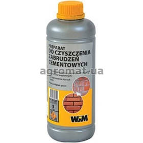 Строительная химия WIM Кислотный очиститель 1л