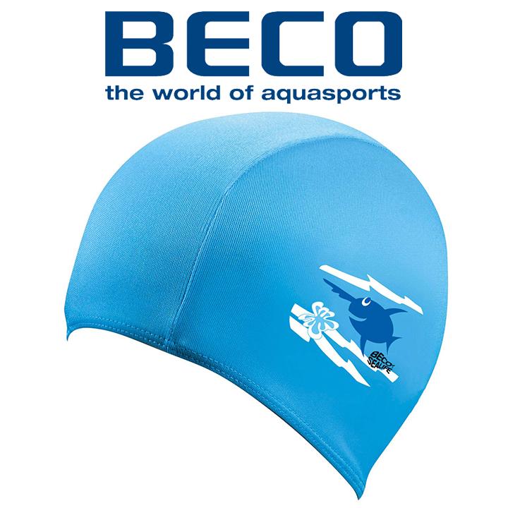 Шапочка для плавания Beco детская тканевая 7703