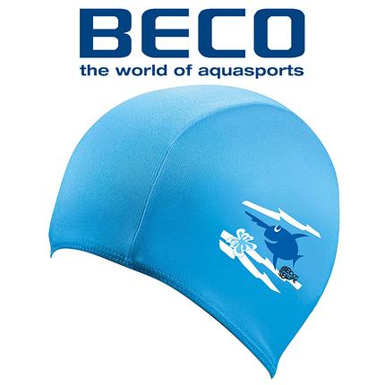 Шапочка для плавания Beco детская тканевая 7703, фото 2