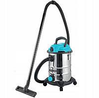 Промышленный пылесос для влажной и сухой уборки  KERCH TYTAN 25 л.
