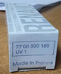 Свеча зажигания 2-х контактная Renault Sandero 2 1.6 8V (оригинал)