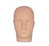 Голова для наращивания ресниц с тренировочными ресницами, фото 3