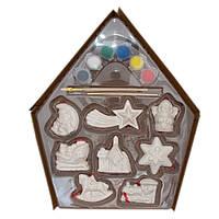Набор для детского творчества - 8 фигурок, (021925)