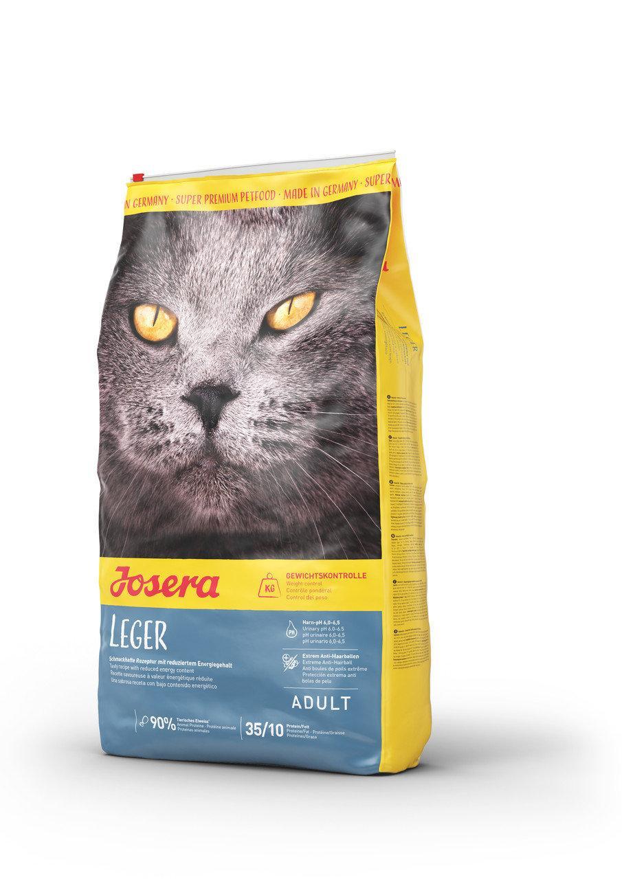 Josera Léger 10кг - корм для кастрованих/стерилізованих котів