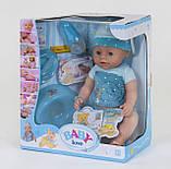 Пупс Baby Born ВL 014 А Лялька Бебі Борн, фото 3