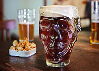 Бокал Кружка для пива Череп 900 мл, фото 1