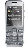 "Смартфон Nokia E52 Silver Symbian 2.4"" 1500мАч 3.2МП оригинал"