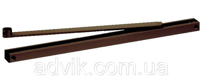 Скользящая тяга к доводчикам Geze TS 3000 / 5000 (коричневая)