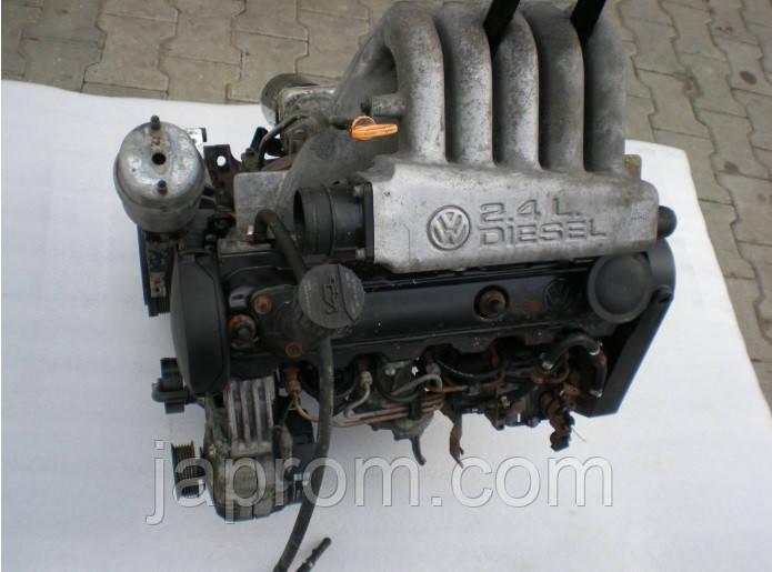 Фольксваген транспортер двигатель 2 и 4 элеватор водоструйный 1