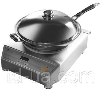 Индукционный вок Hendi Profi Line 3100 со сковородой 239681