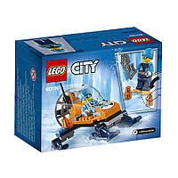 Конструктор LEGO City Арктика: Аэросани 60190