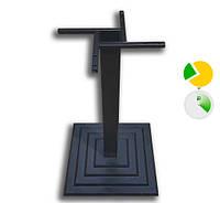 Ножка для стола ЛеМан из чугуна, фото 1
