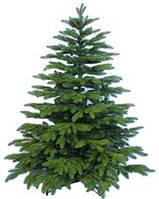 Литая искусственная елка Жанна 1.6м купить елку Ивано-Франковск, фото 1
