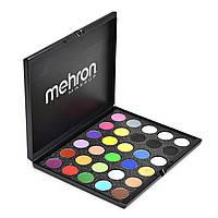 MEHRON Палитра аквагрима Makeup Paradise AQ Pro Face Paint Palette - 30 Colors,  (30 цветов по 7 г)