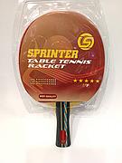 Ракетка для настольного тенниса Sprinter 5*. S-503