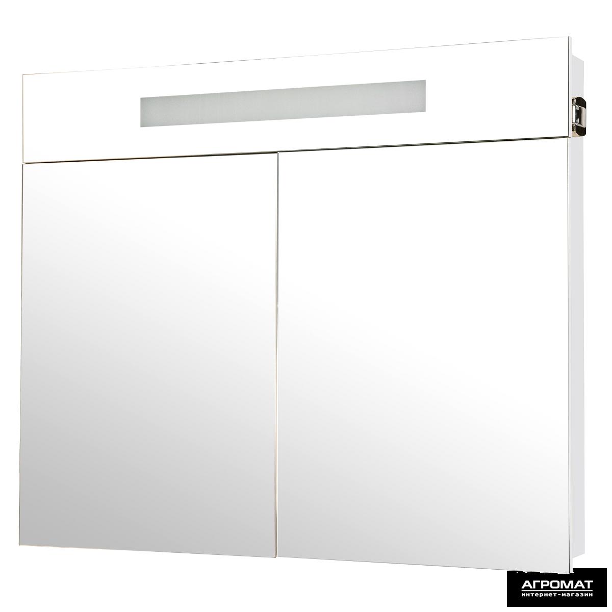 Зеркальный шкаф Аква Родос Ника НИКА-95