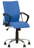 Кресло для персонала NEO new GTP chrome