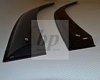 Дефлекторы окон (ветровики) Volkswagen t-4 transporter/caravelle (фольксваген т4 транспортер 1990-2003)