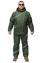Демисезонный мембранный костюм Green
