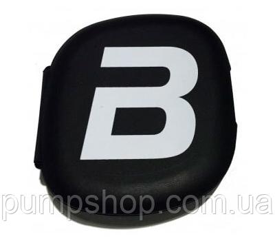 Таблетница BioTech USA Pill-Box черная, фото 2