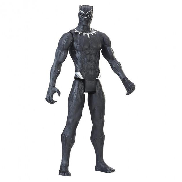 Фигурка герои Марвел (Avengers - Мстители) Черная Пантера 30 см со звуком Marvel scs scs
