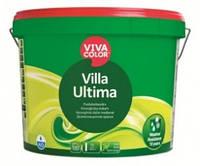 Краска латексная VIVACOLOR VILLA ULTIMA для деревянных фасадов, А, 9л