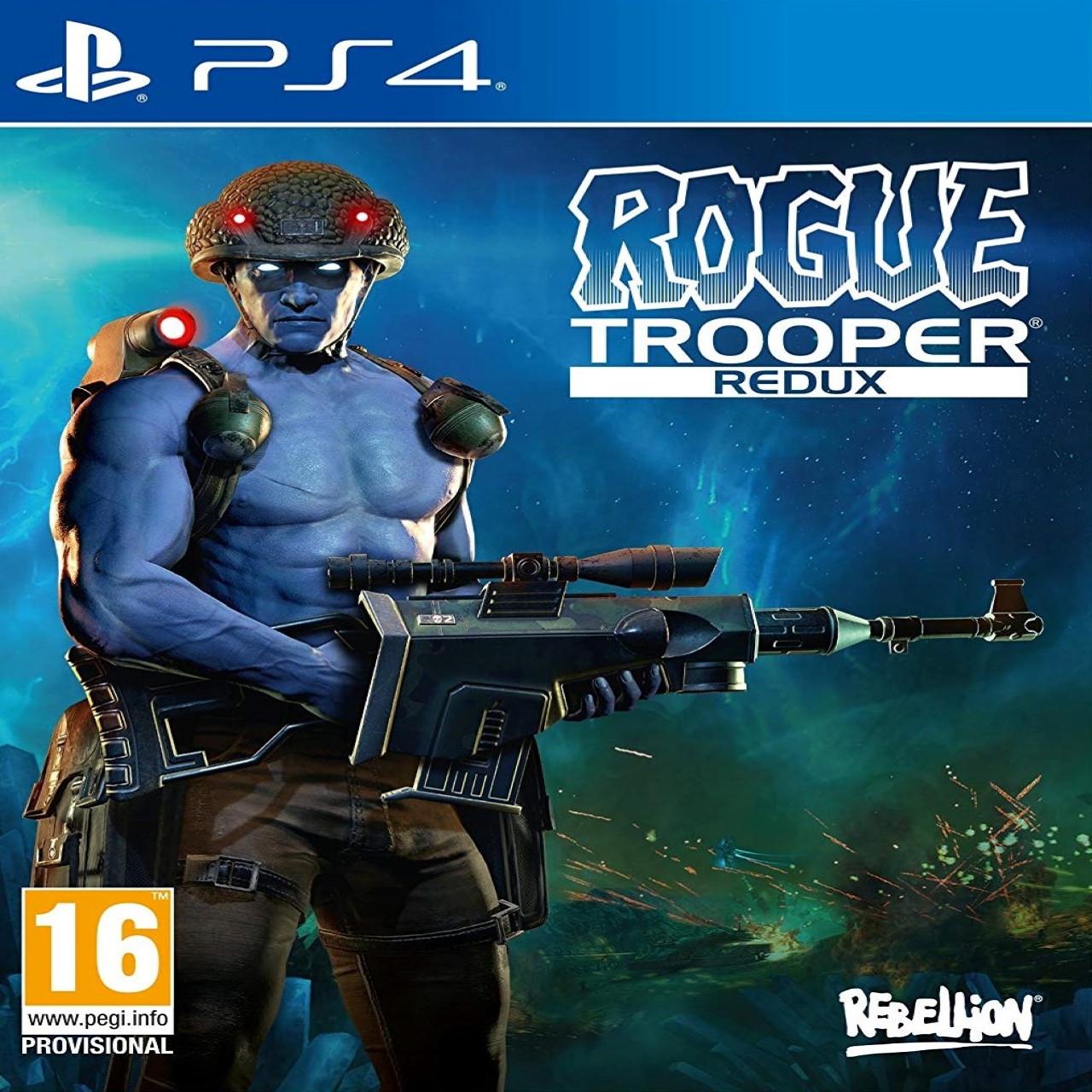 Rogue Trooper Redux (англійська версія) PS4