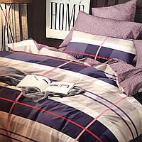 Комплект постельного белья двуспальный 180/220,простынь 200/220,нав-ки 70/70,ткань поплин 100% хлопок