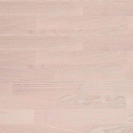 Паркетная доска Befag Ясень натур KIEV, жемчужно-белый лак 564364, фото 2