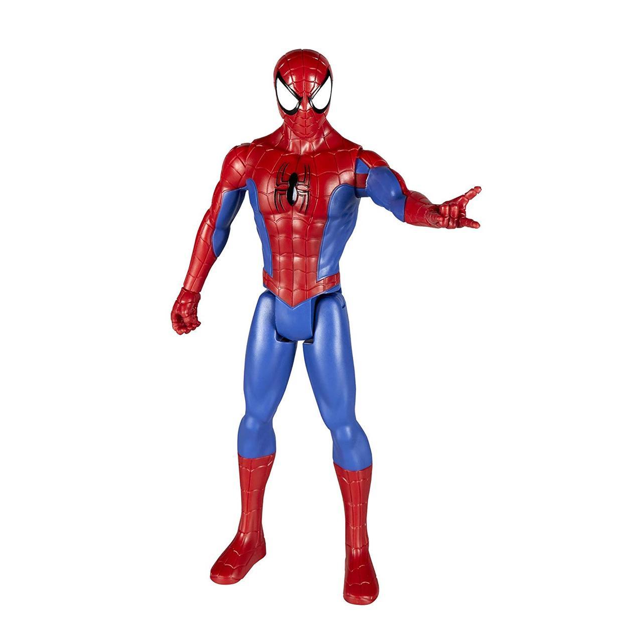 Фигурка герои Марвел (Avengers - Мстители) Человек Паук | Spider-Man 30 см со звуком Marvel scs