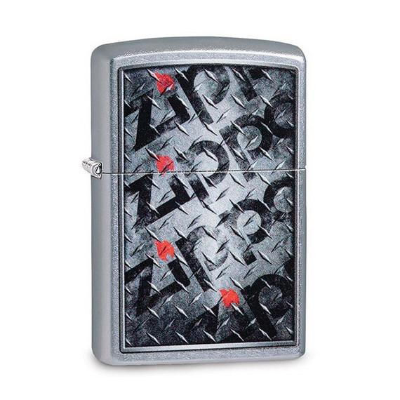 Зажигалка Zippo Diamond Plate Zippos Design, 29838