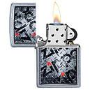 Запальничка Zippo Diamond Plate Zippos Design, 29838, фото 2