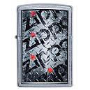 Запальничка Zippo Diamond Plate Zippos Design, 29838, фото 3