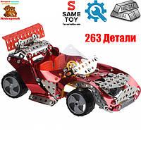 Детский конструктор металлический DIY Model 263 эл. Same Toy Inteligent WC88AUt