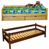 Одноярусная кровать «Ирель», фото 1