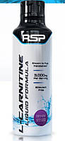 RSP Nutrition, L-карнітин,3000 mg, 473 мл