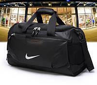 Спортивная дорожная сумка Nike отделом для обуви.