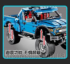 "Конструктор Sembo 701970 ""Пикап F-150 Raptor"" (аналог Lego Technic), 1288 дет., фото 2"