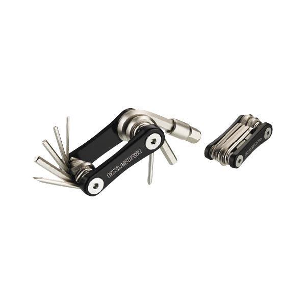 Набор ключей для велосипеда мультитул  Exustar T12 9 функций, компактный