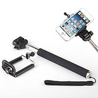 Монопод для селфи (смартфон крепление + Bluetooth пульт) Z07-1 (3in1), фото 1