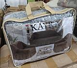 Комплект Чехлов на Диван   + 2 кресла  Холодно - Бежевый, фото 7