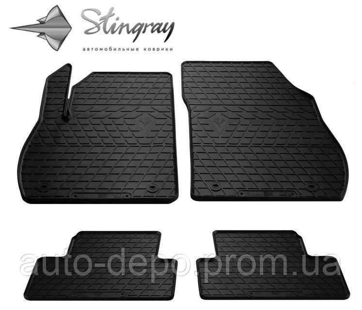 Автомобільні килимки Opel Zafira Tourer З 2011 - Stingray