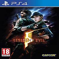 Resident Evil 5 ENG PS4